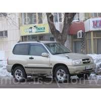 Модель Mazda Proceed Levante