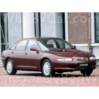 Модель Mazda Xedos 6