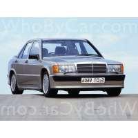 Поколение Mercedes-Benz 190 (W201)