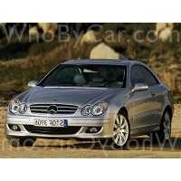 Модель Mercedes-Benz CLK-klasse