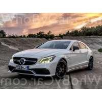 Модель Mercedes-Benz CLS-klasse AMG