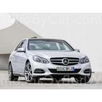 Модель Mercedes-Benz E-klasse