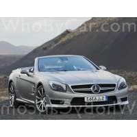 Модель Mercedes-Benz SL-klasse AMG