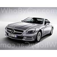 Модель Mercedes-Benz SL-klasse