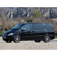 Модель Mercedes-Benz Viano