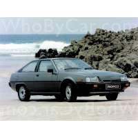 Поколение Mitsubishi Cordia