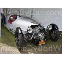 Модель Morgan 3 Wheeler