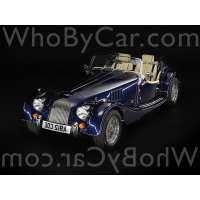 Поколение Morgan Roadster