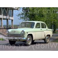 Поколение Москвич 407