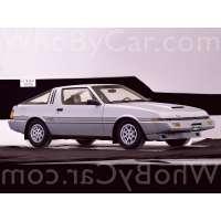 Поколение Mitsubishi Starion