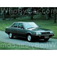 Поколение Mitsubishi Tredia