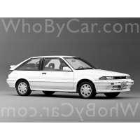 Модель Nissan Langley