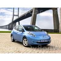 Модель Nissan Leaf