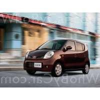 Модель Nissan Moco