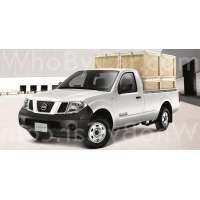 Модель Nissan Navara (Frontier)