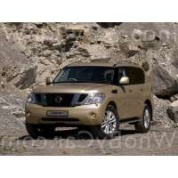 Модель Nissan Patrol