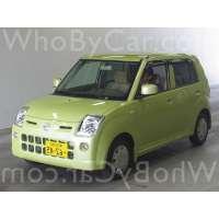 Модель Nissan Pino
