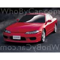 Модель Nissan Silvia
