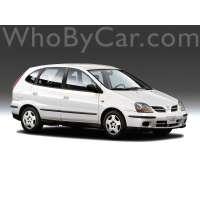 Поколение Nissan Tino