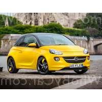 Модель Opel Adam