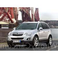 Модель Opel Antara