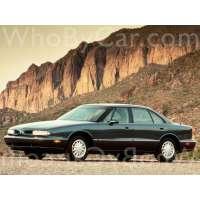 Модель Oldsmobile Eighty-Eight