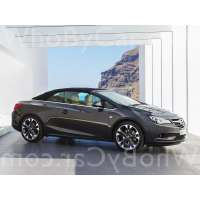 Модель Opel Cascada