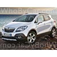 Поколение Opel Mokka