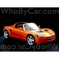 Модель Opel Speedster