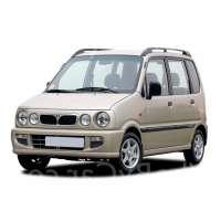 Модель Perodua Kenari