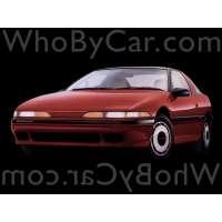 Модель Plymouth Laser