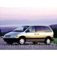 Модель Plymouth Voyager