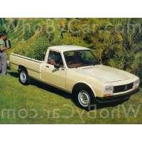 Модель Peugeot 504
