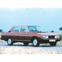 Поколение Peugeot 604
