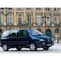 Поколение Peugeot 806