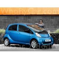 Модель Peugeot iOn