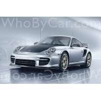 Модель Porsche 911 GT2