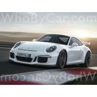 Модель Porsche 911 GT3