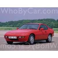 Модель Porsche 924