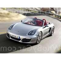 Модель Porsche Boxster