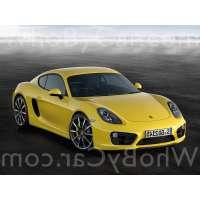 Модель Porsche Cayman