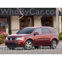 Модель Pontiac Torrent