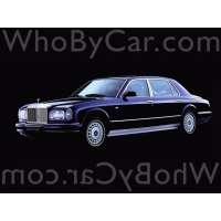 Модель Rolls-Royce Park Ward