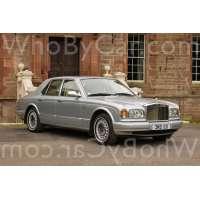 Поколение Rolls-Royce Silver Seraph