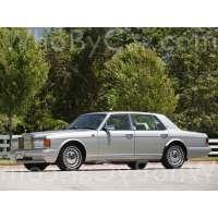 Модель Rolls-Royce Silver Spur