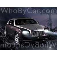Поколение Rolls-Royce Wraith