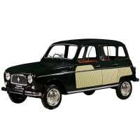 Модель Renault 4