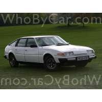 Модель Rover SD1