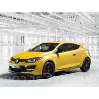 Модель Renault Megane RS
