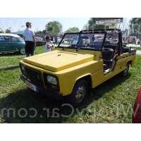 Модель Renault Rodeo